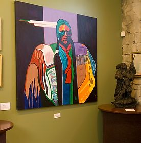 Western Art Exhibit