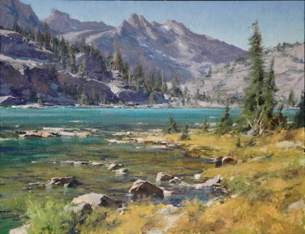 Smith - Sailor Lake Shoreline 20x26 $7,600