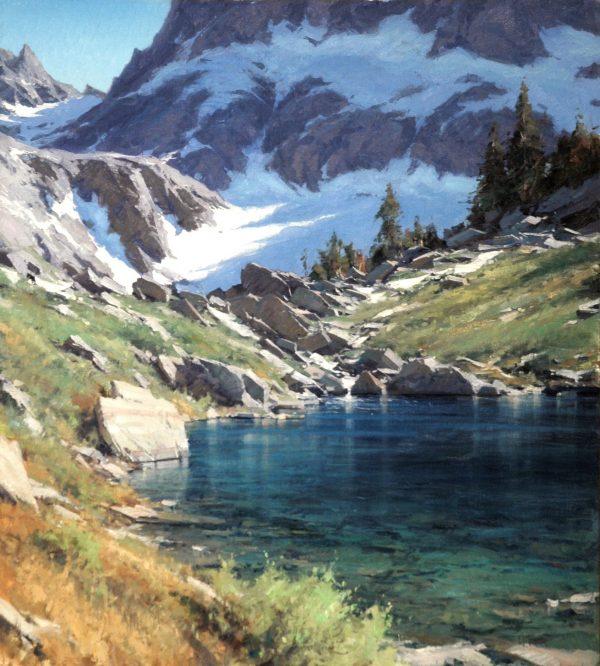 Smith - Sierra Jewel oil 40x36 $22,000