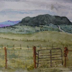 Dennis Pendleton Watercolor Workshop 2021